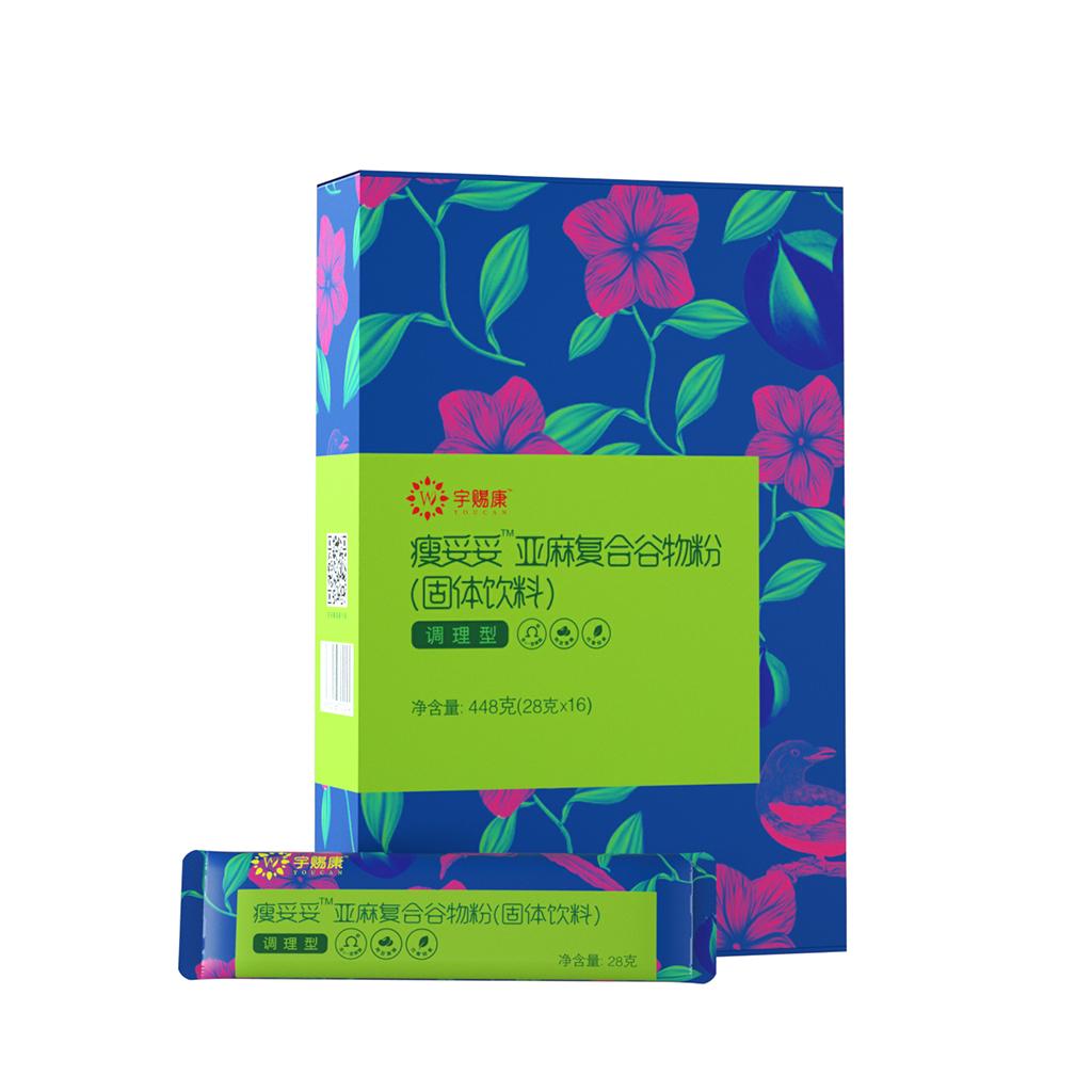 亚麻复合谷物粉(调理型)